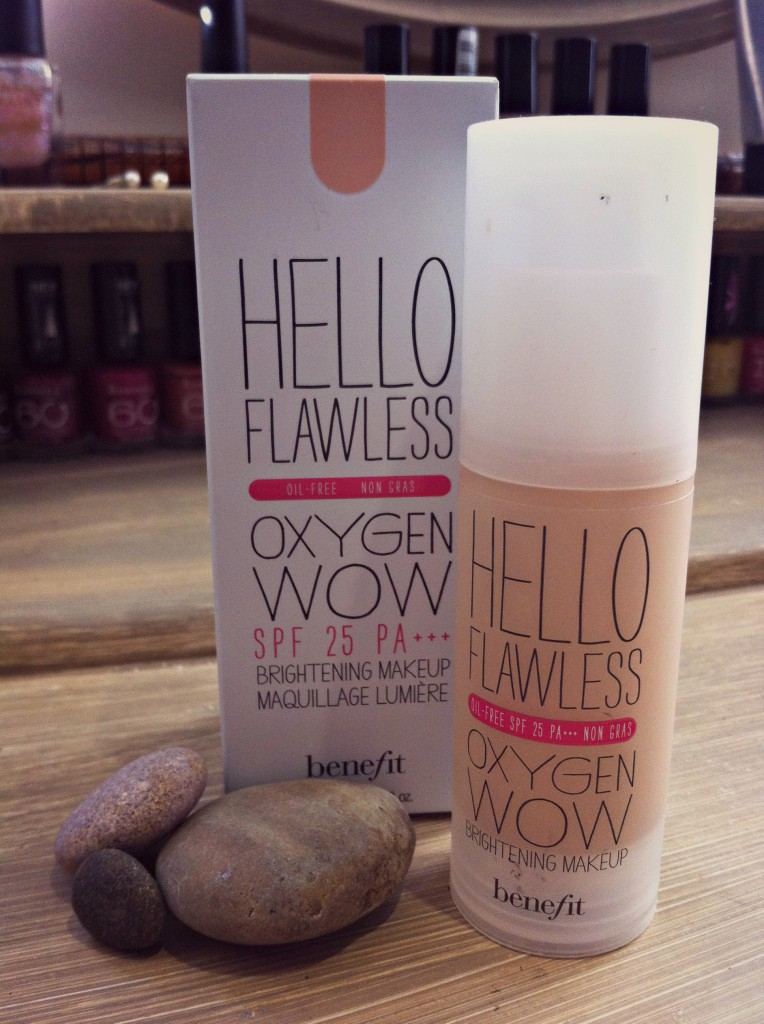 Benefit Hello Flawless Foundation 2