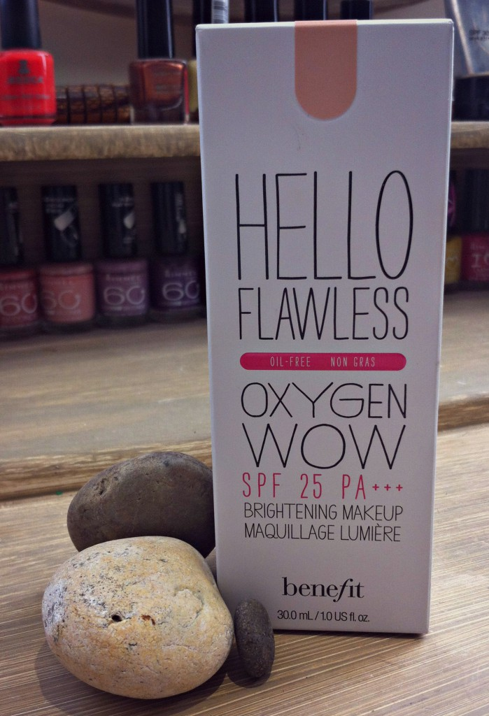 Benefit Hello Flawless Foundation 1