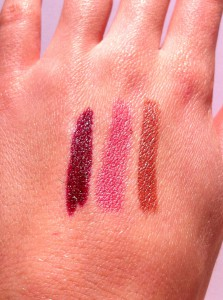 Maybelline Color Drama Lip Pencils Swatches