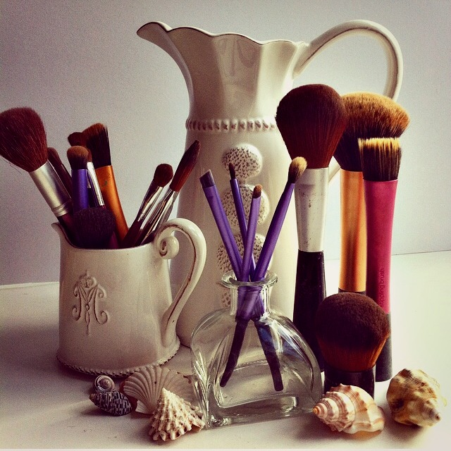 How to: Wash Make-up Brushes
