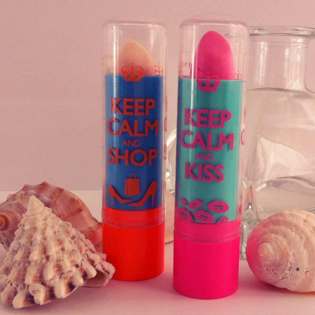 Keep Calm Lip Balm 1