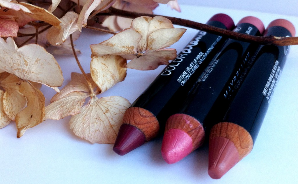 Maybelline Color Drama Lip Pencils
