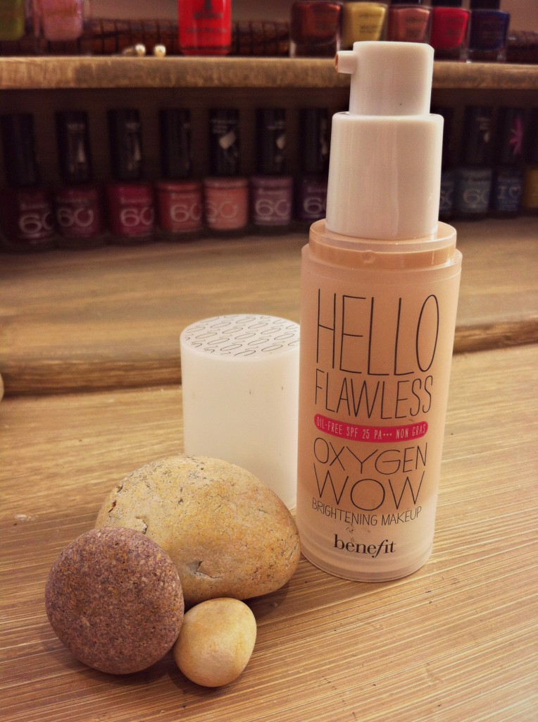 Benefit Hello Flawless Foundation 3