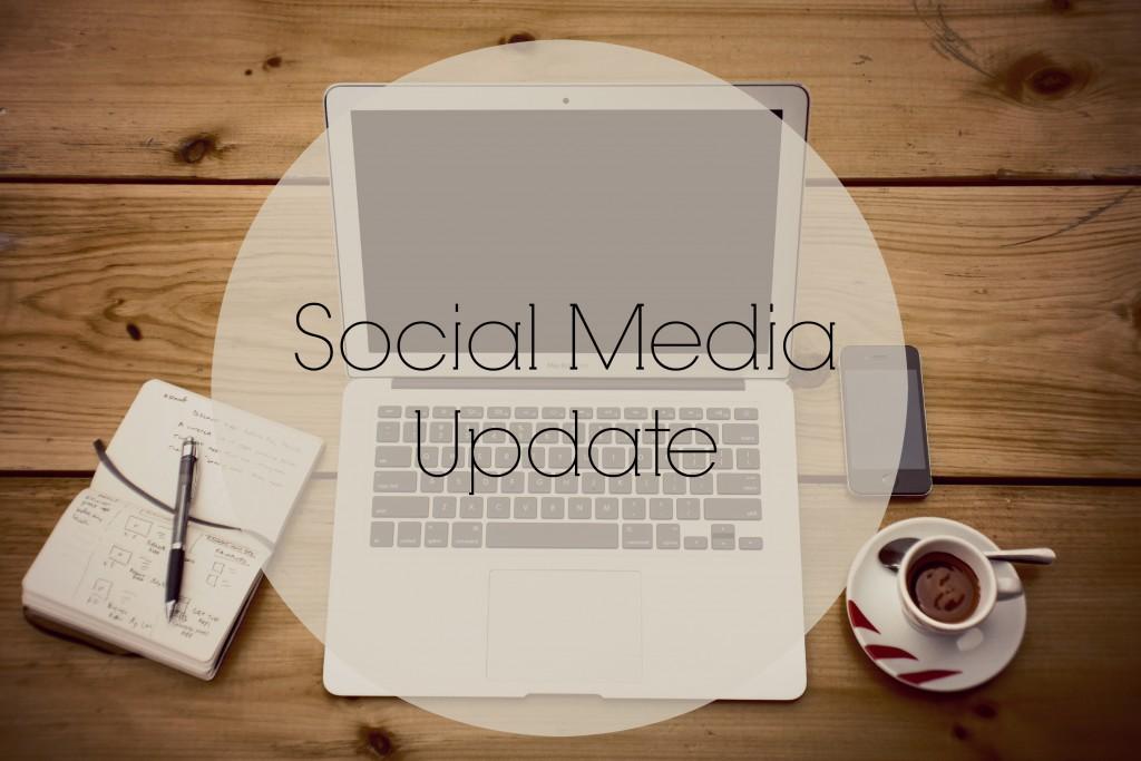 Social Media Update!