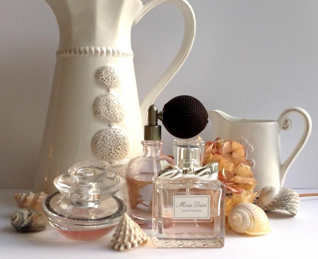 My Top 3 Perfumes