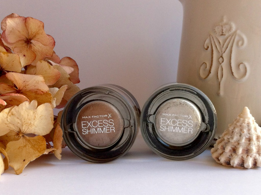 MaxFactor Excess Shimmer Eyeshadow