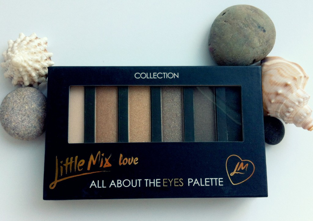 All About the Eyes Palette