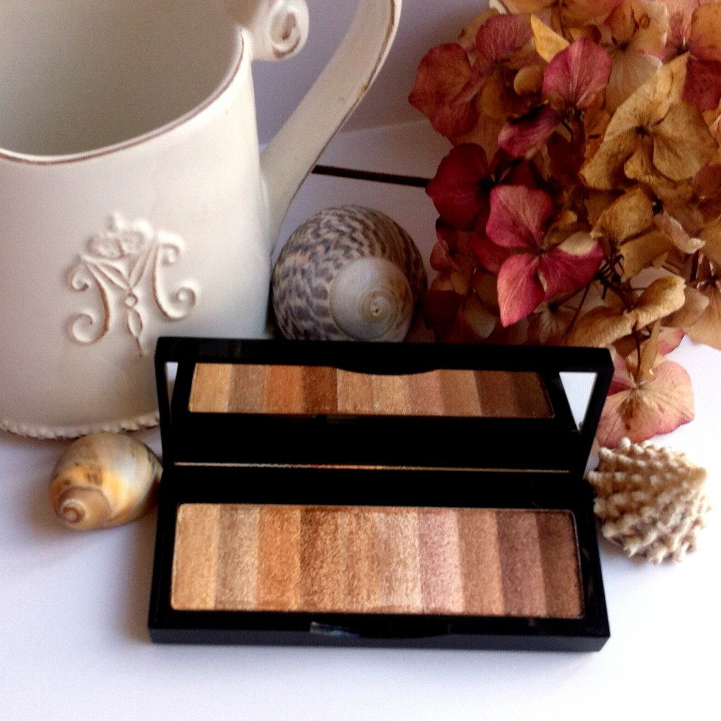 Bobbi Brown Shimmer Brick Raw Sugar