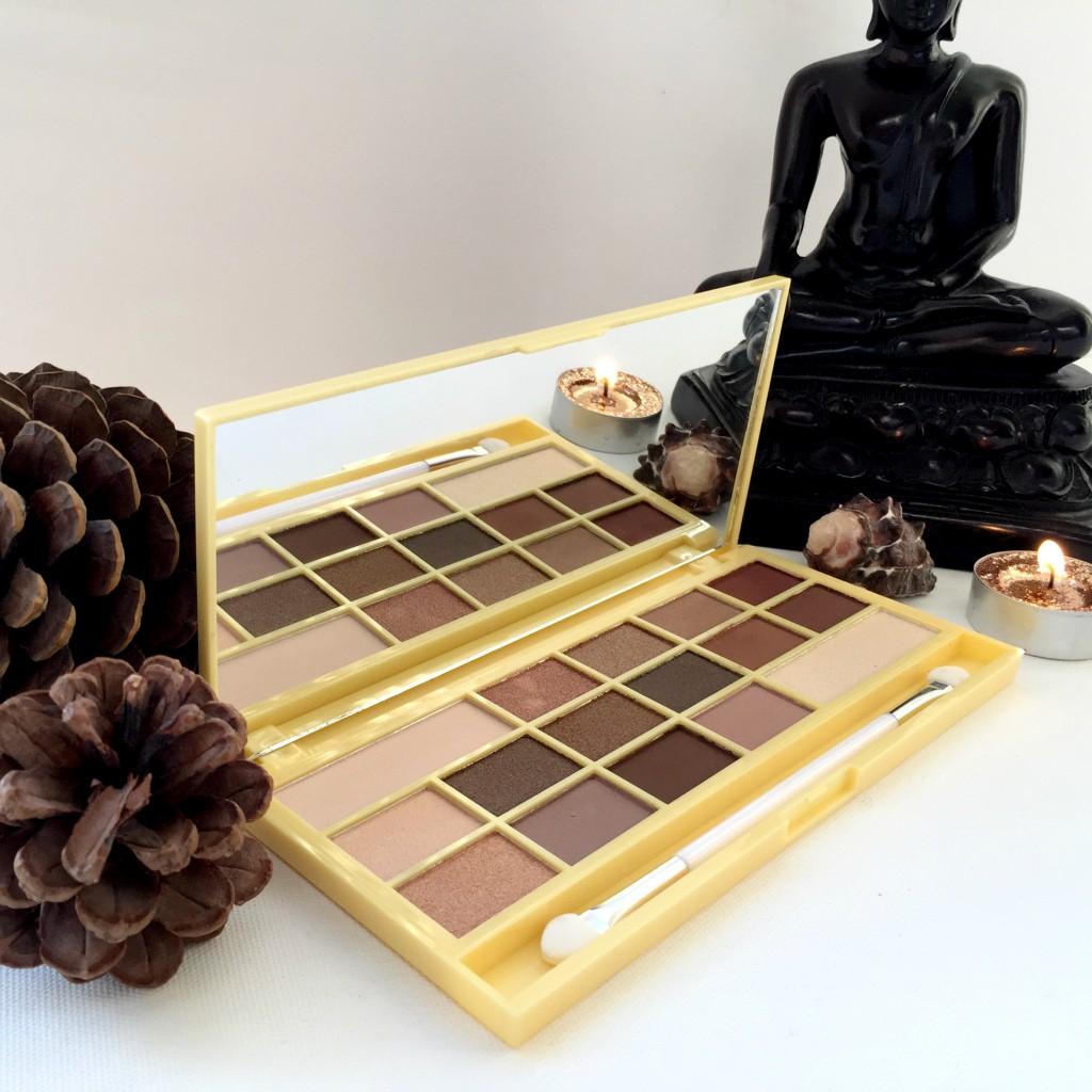 Makeup Revolution  I <3 Make-up Naked Chocolate Palette