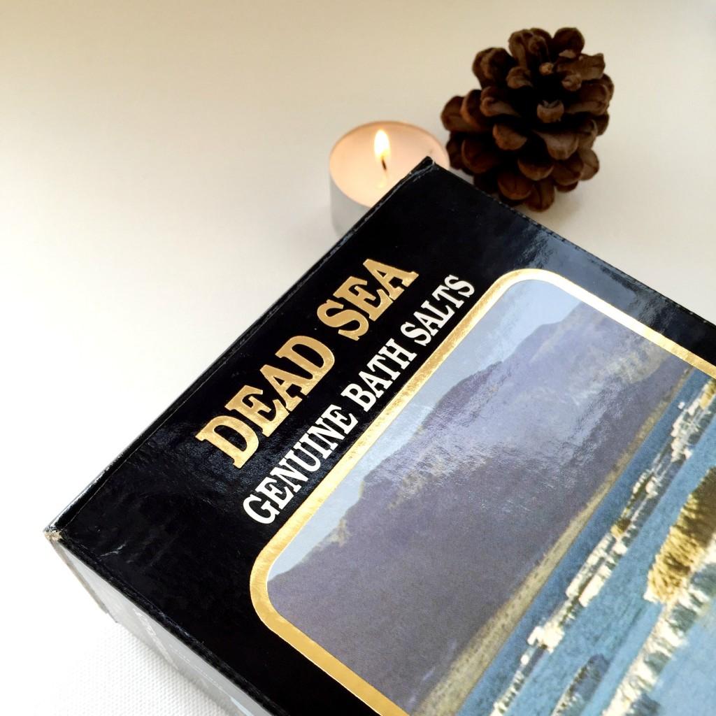 Dead Sea Salt 1