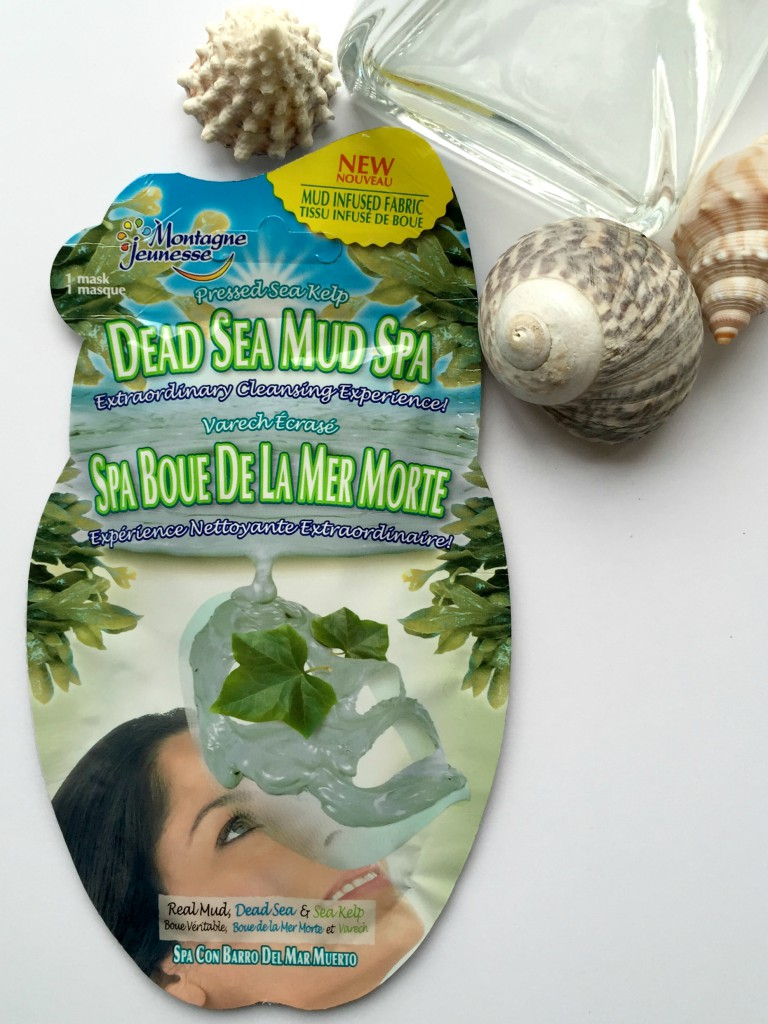 Dead Sea Mud Spa Face Mask