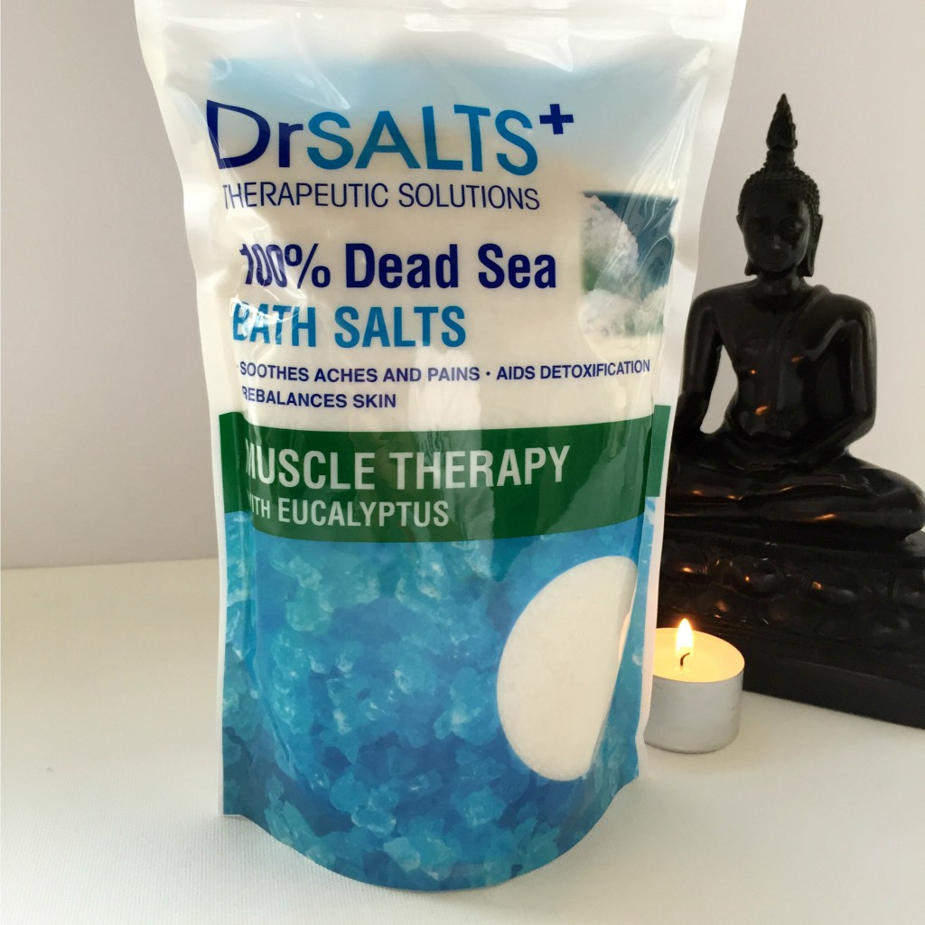 Dr Salts+ Dead Sea Salt