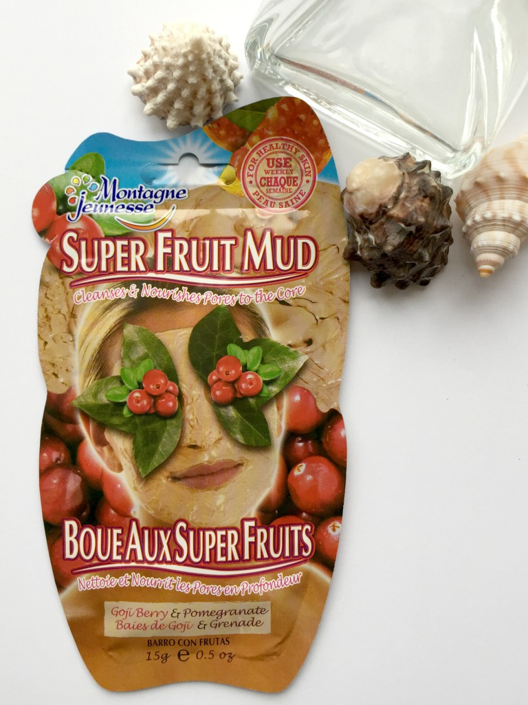 Montagne Jeunesse Super Fruit Mud Face Mask