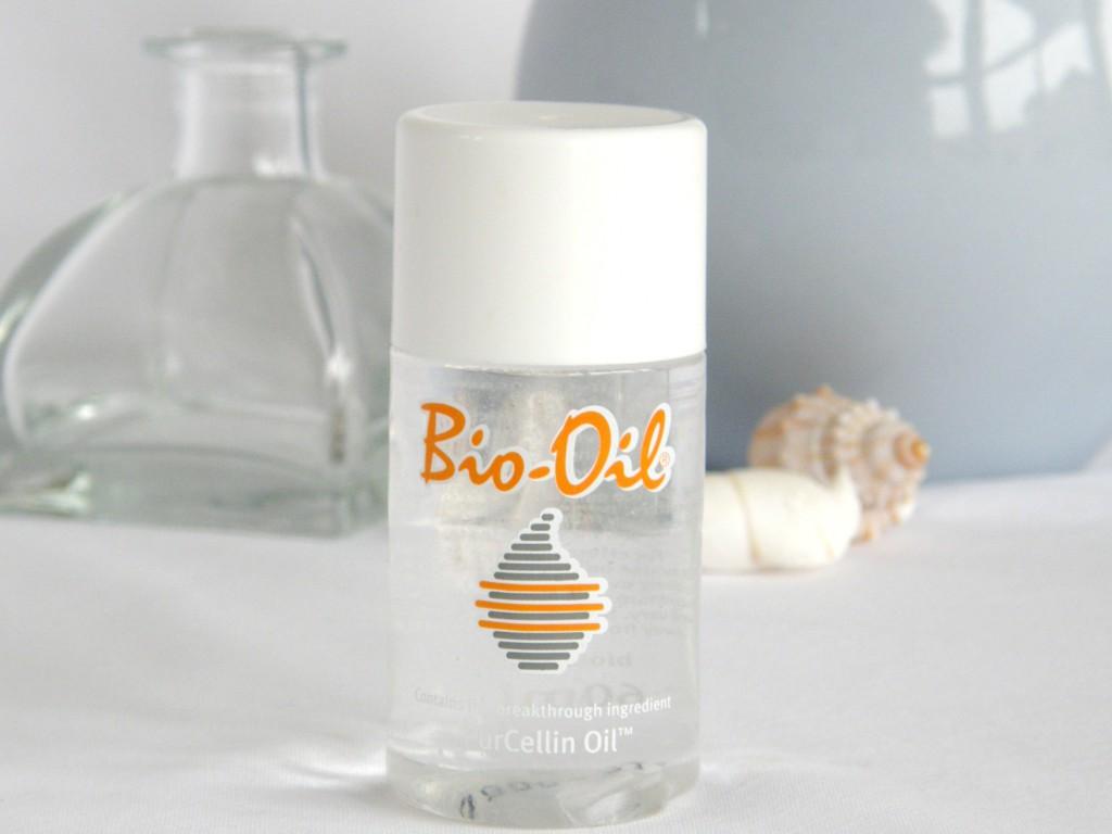 February Empties - Bio-Oil