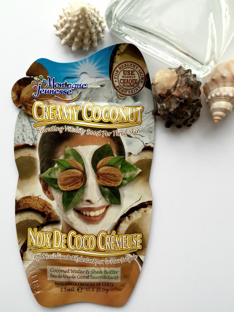 Montagne Jeunesse Creamy Coconut Face Mask