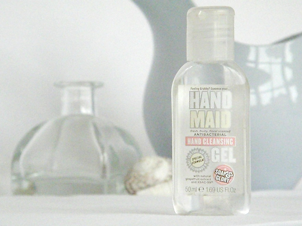 February Empties - Hand Maid