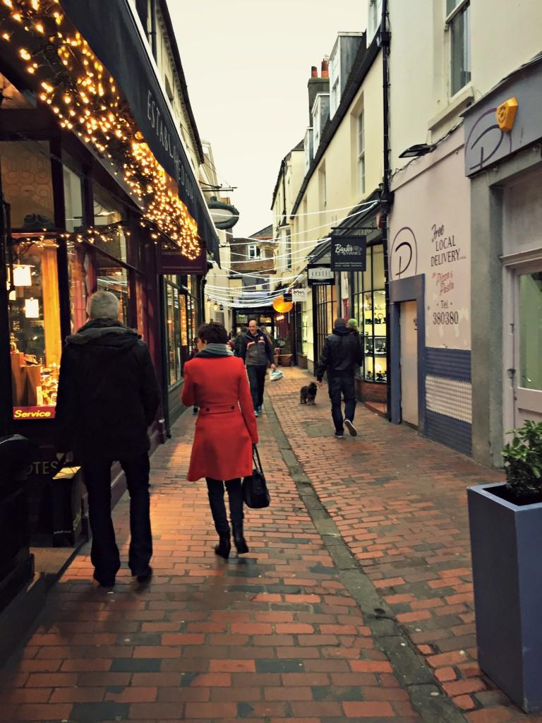 Brighton Lanes 1
