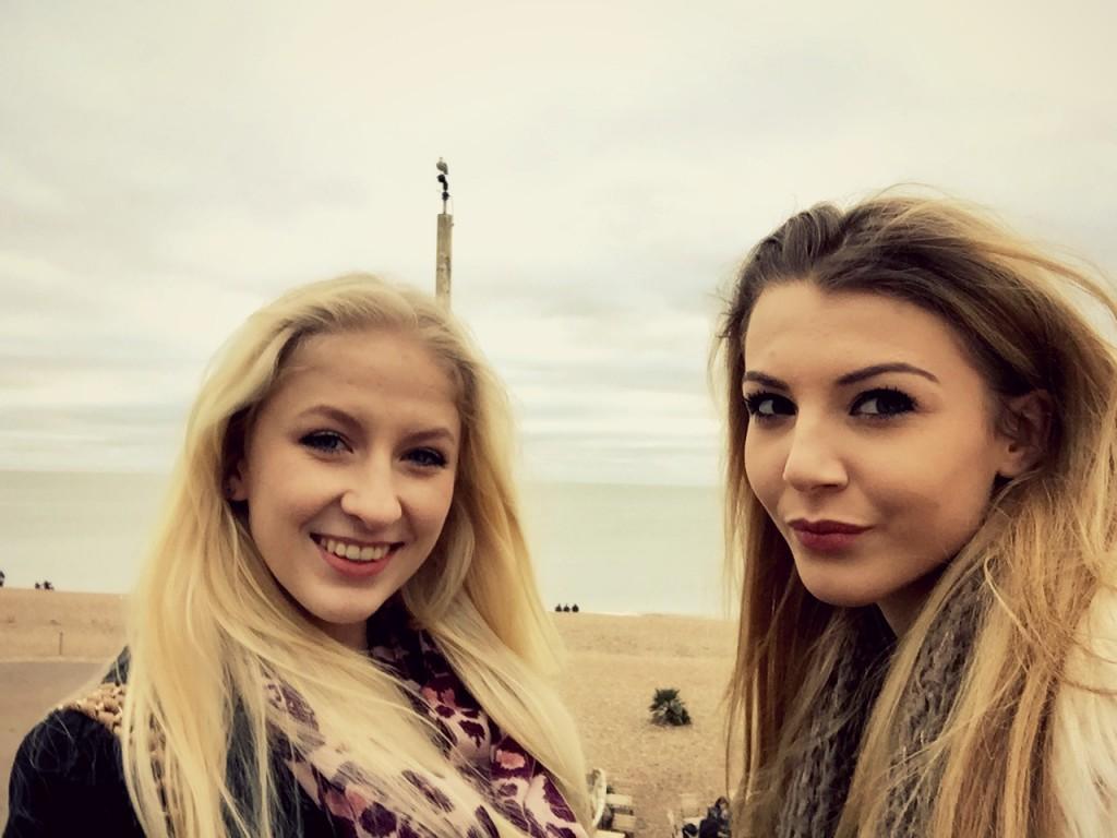 Brighton Selfie 1