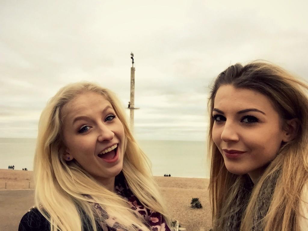Brighton Selfie 2