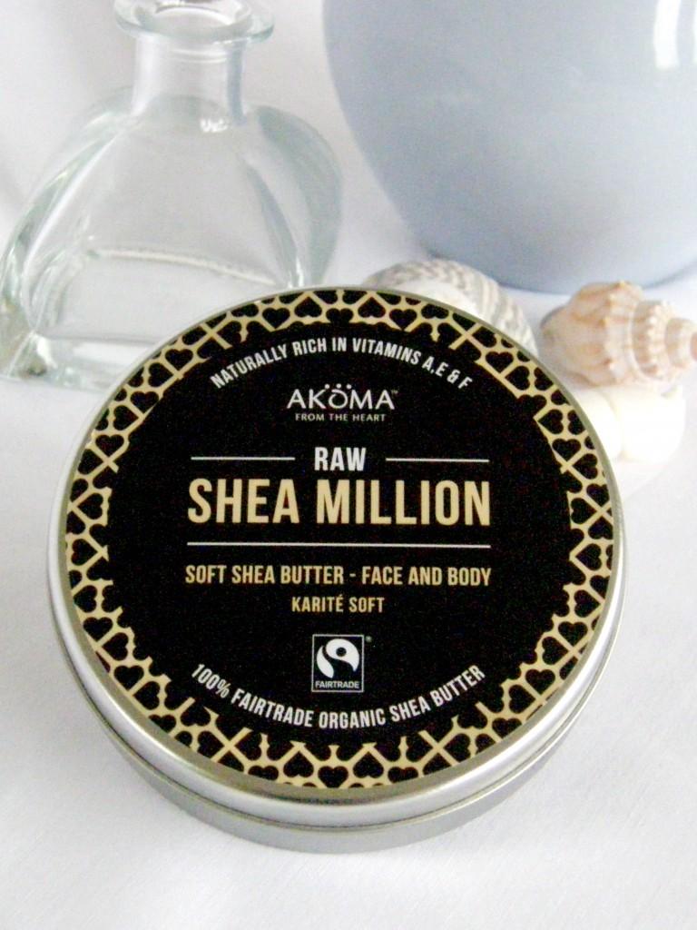 February Empties - Shea Butter