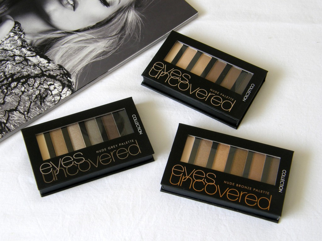 Collection Eyes Uncovered Palettes