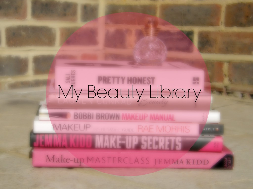 Makeup and Beauty Books Main