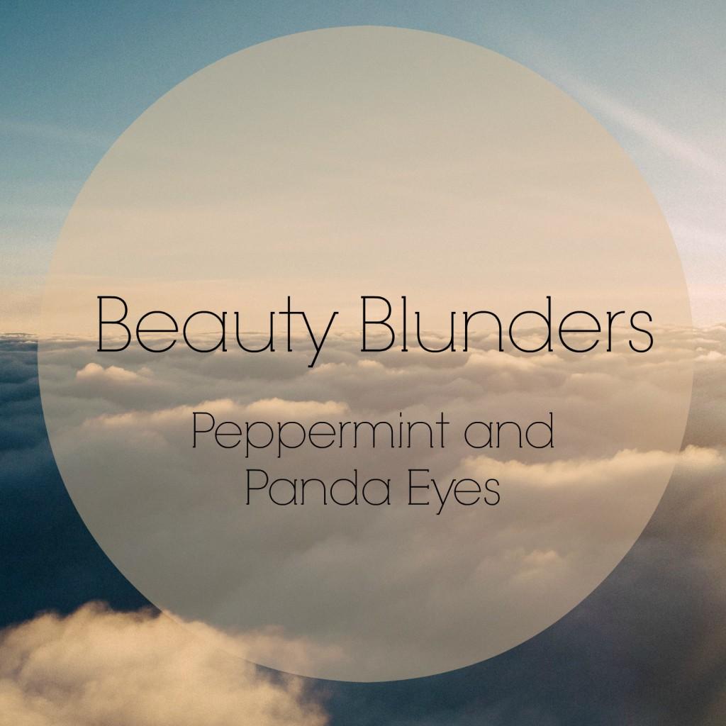 Beauty Blunders