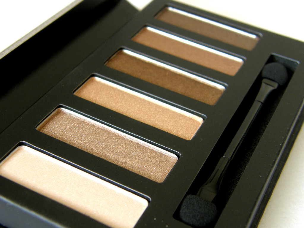 Eyes Uncovered Nude Bronze Palette - blur