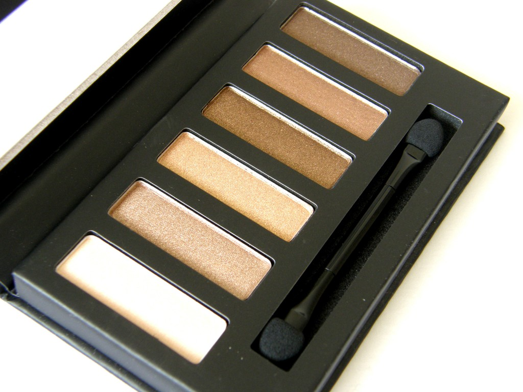 Eyes Uncovered Nude Bronze Palette - shades