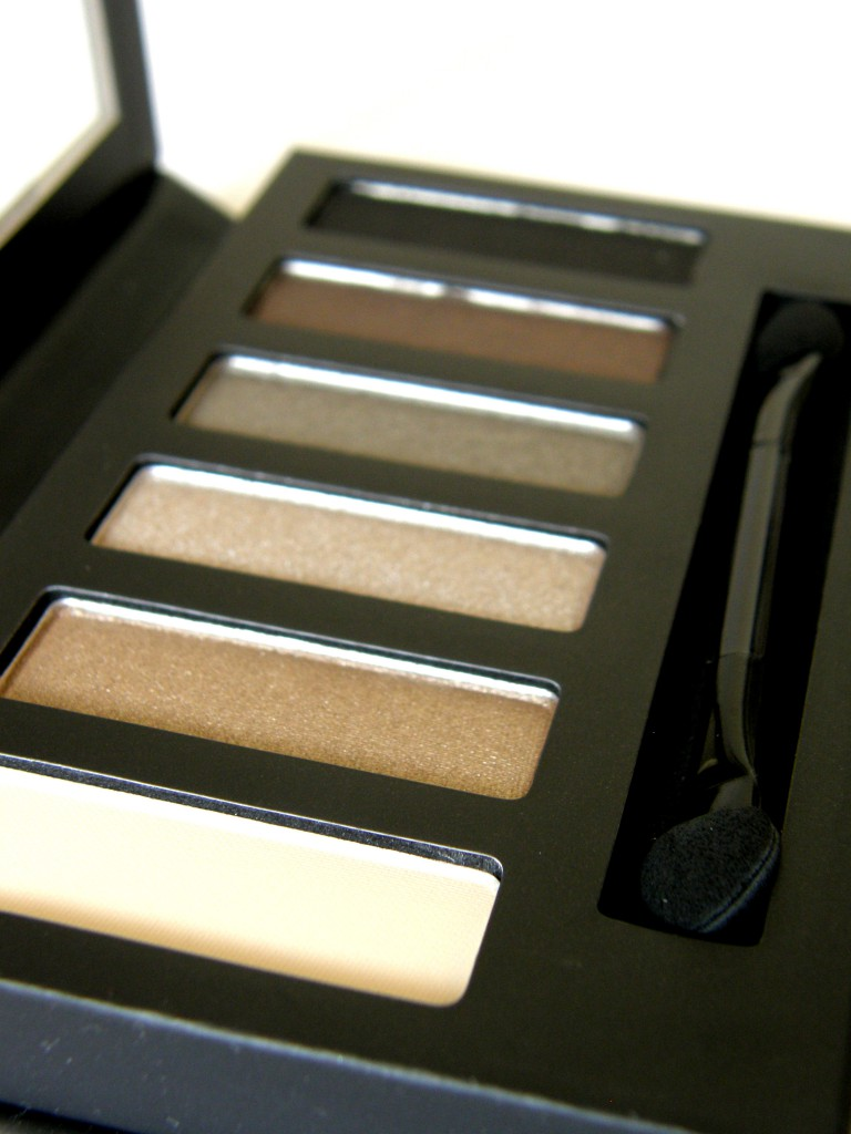 Eyes Uncovered Nude Grey Palette - blur
