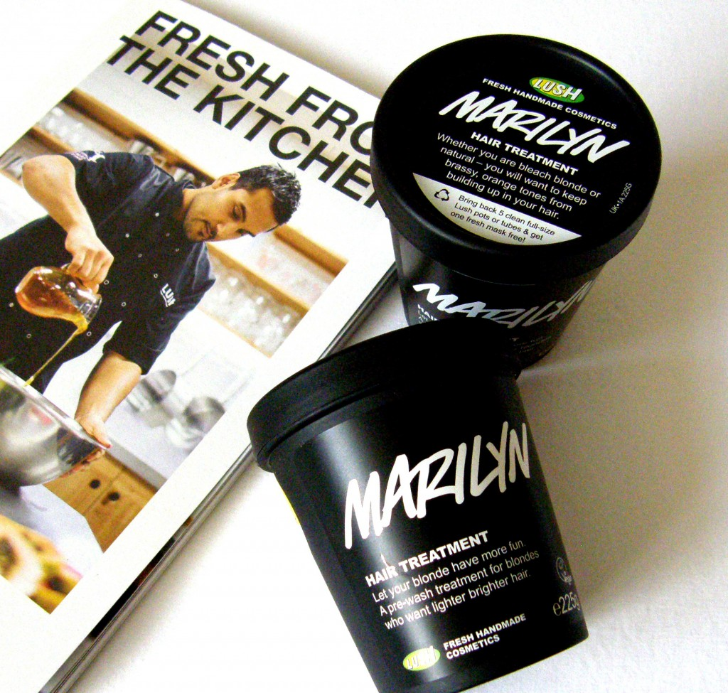Lush Empties: Marilyn Hair Mask