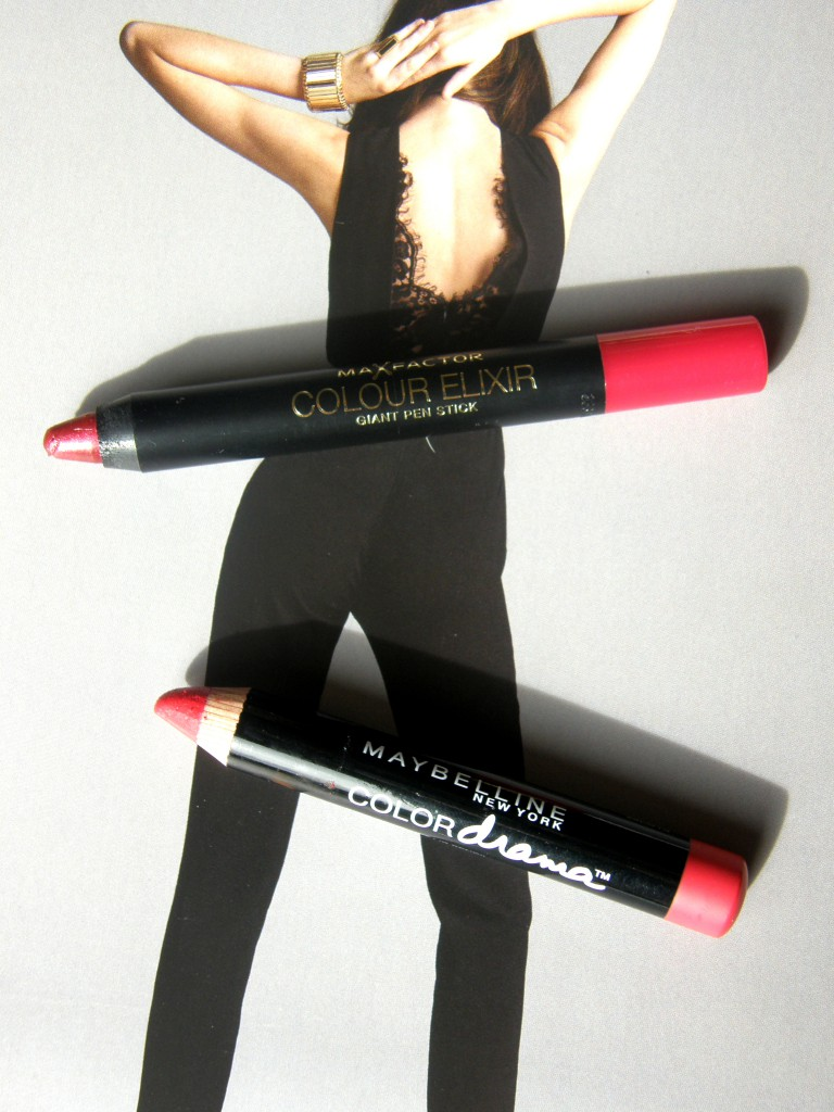 MaxFactor Colour Elixir Giant Pen Stick - Passionate Red Dupe