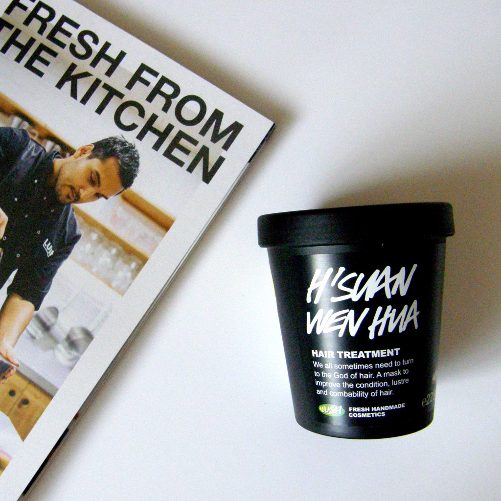 Lush H'Suan Wen Hua Hair Mask/Treatment
