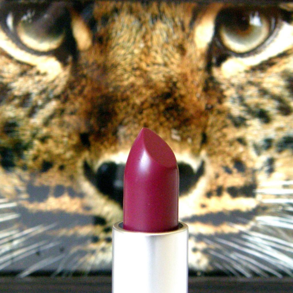 MAC Lipstick in Rebel