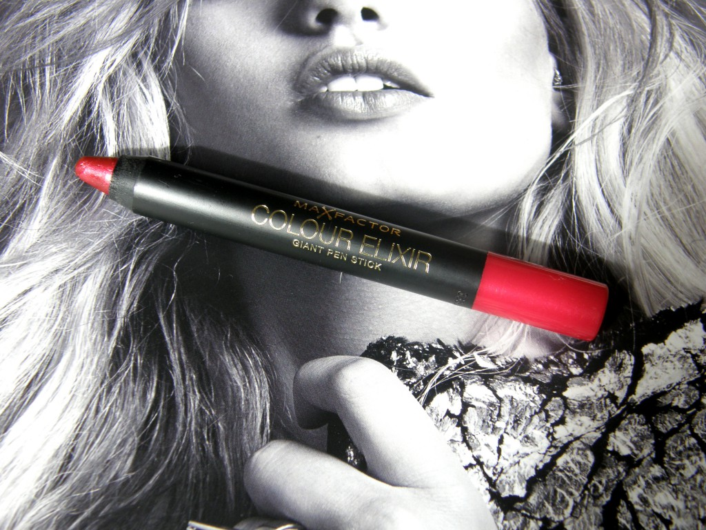 MaxFactor Colour Elixir Giant Pen Stick - Passionate Red