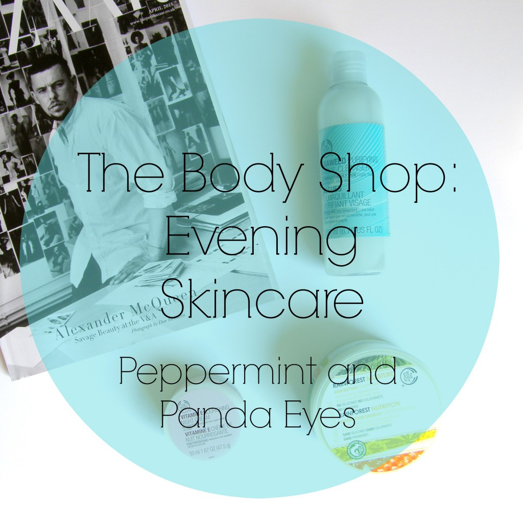 The Body Shop: Evening Skincare