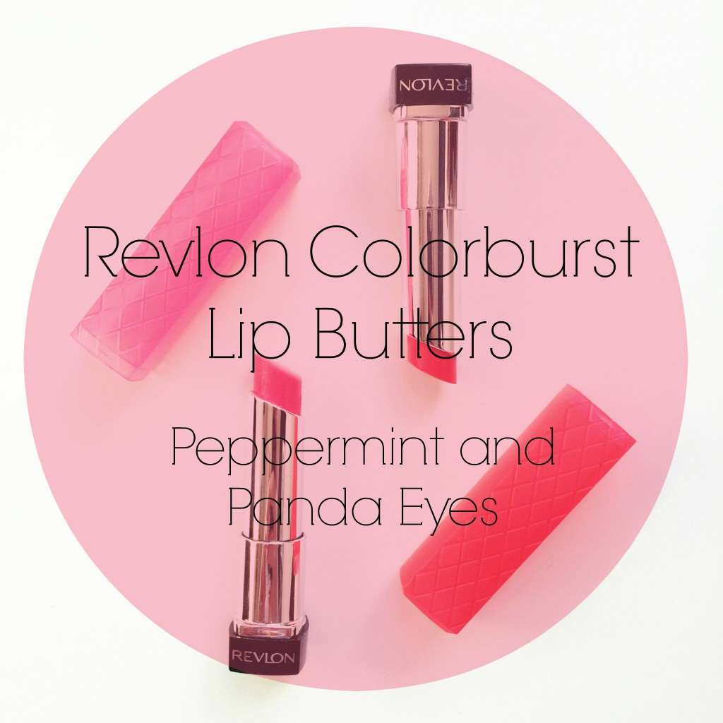 Revlon Colourburst Lip Butters