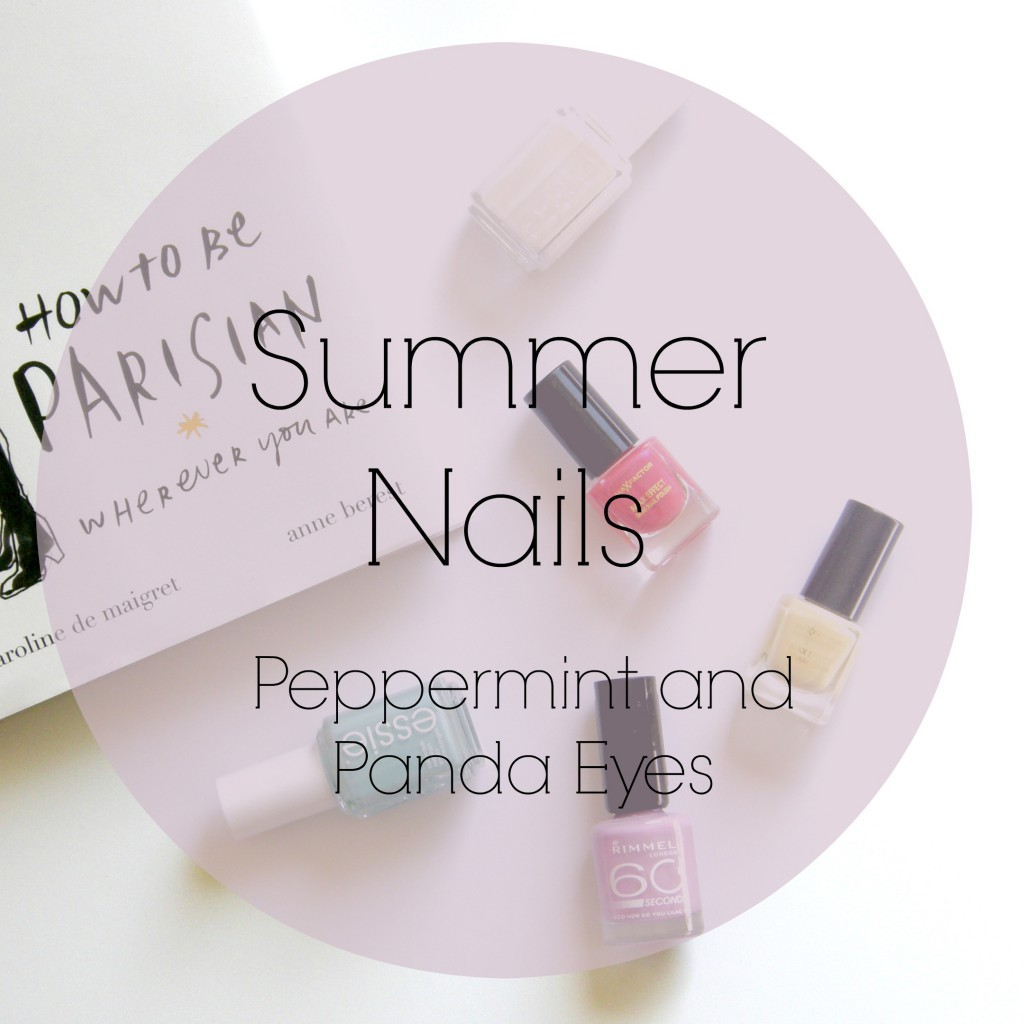 Summer Nail Varnishes
