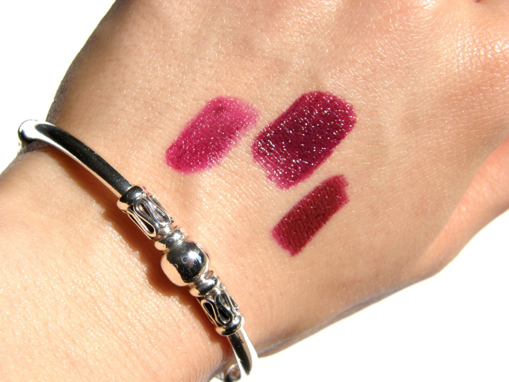 Berry Lips Swatches