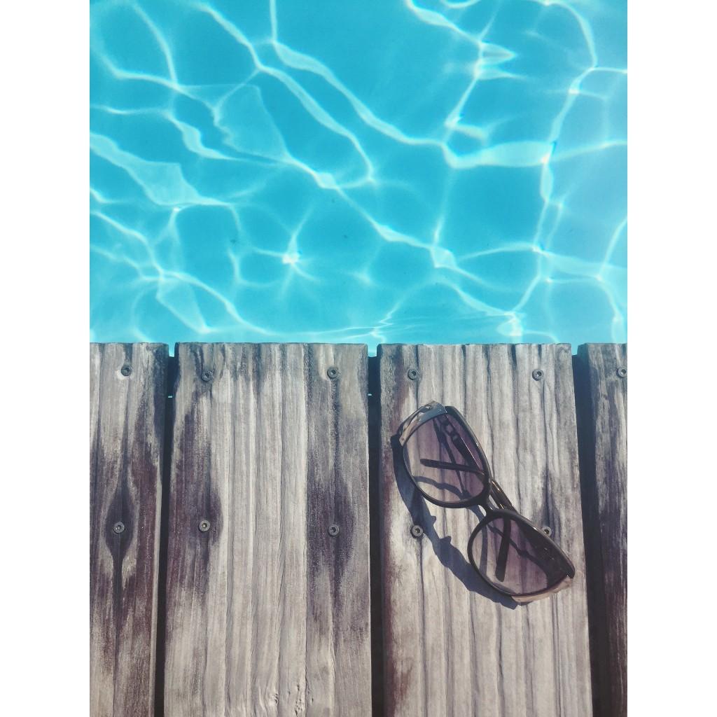 Marseille Photo Diary - Pool