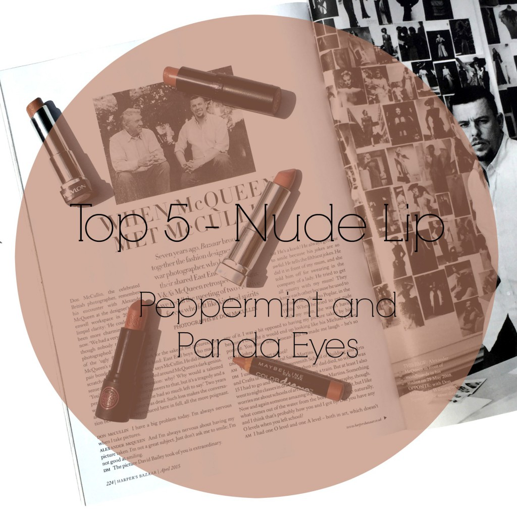 Top 5 – Nude Lip
