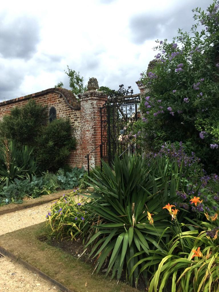Polesden Lacey - garden gate
