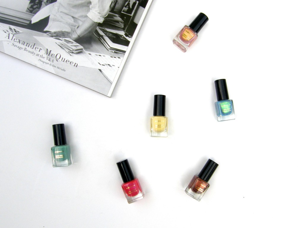 June Favourites MaxFactor Max Colour Effects Nail Polish