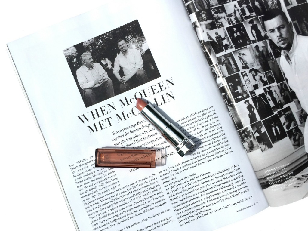 Top 5 Nude Lip Maybelline Coloursensational Lipstick in 725 Tantalizing Taupe