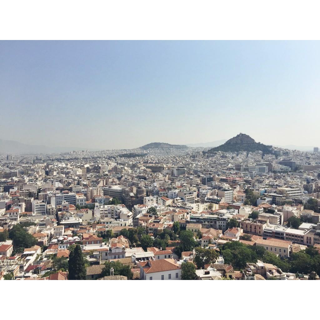 Greece Athens Acropolis