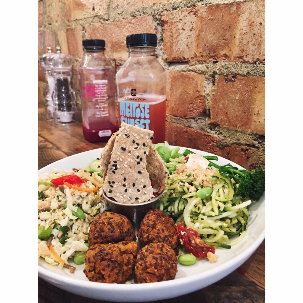 The Good Life Eatery Salad