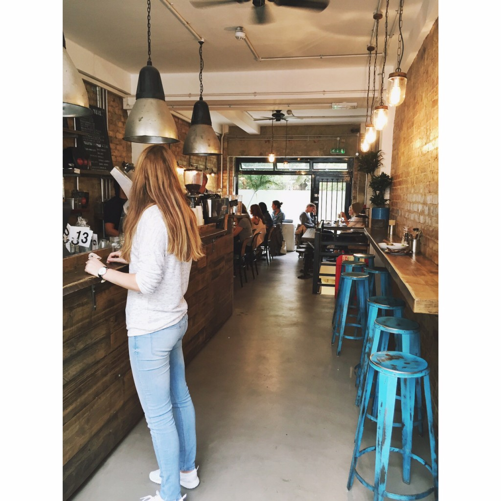Inside The Good Life Eatery