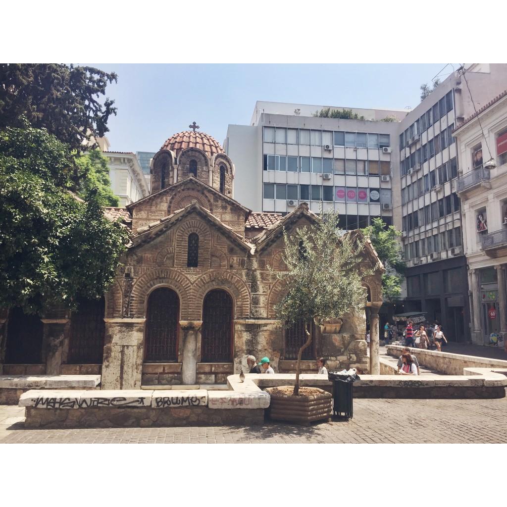 Greece Athens Ermou