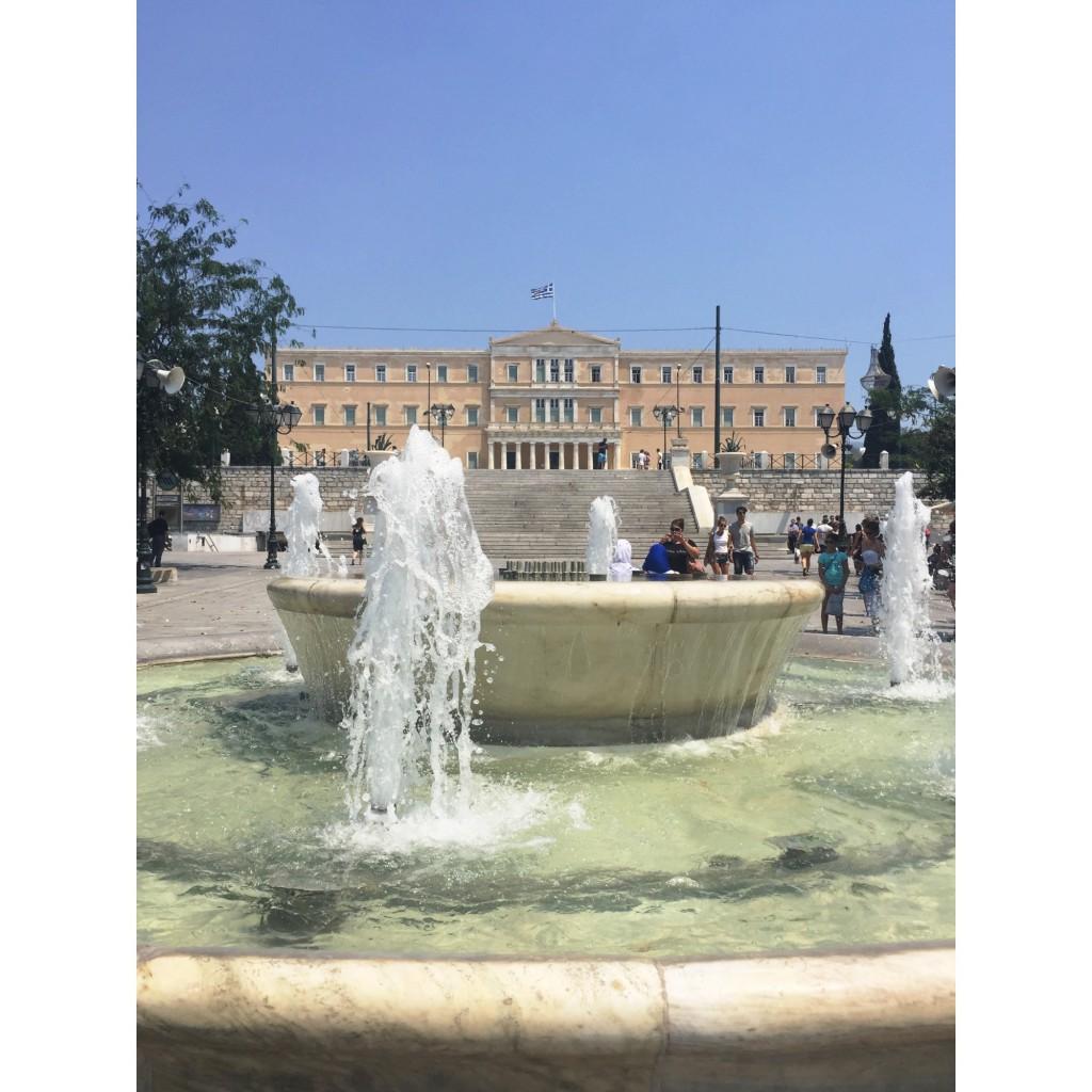 Greece Athens Syntagma Square