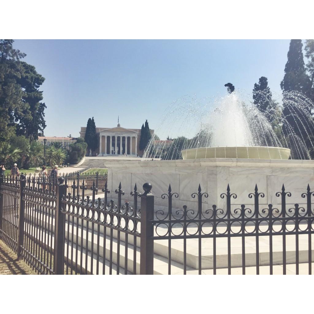 Greece Athens Zappeion